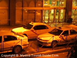 Madrid Airport Taxis