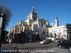 The Majestic Royal Palace in Madrid