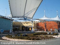 Xanadu Centre in Madrid