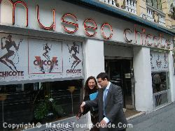 The Museo Chicote bar