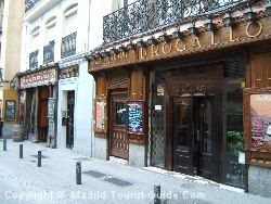 A Traditional Cervecaria and Tapas Bar