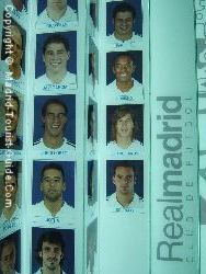 Real Madrid Photo Wall