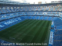 Estadio del Real Madrid