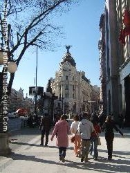 Walking around in Madrid is an excellent way to get your bearings