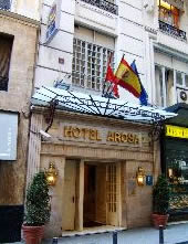 Review Arosa Hotel Madrid Spain