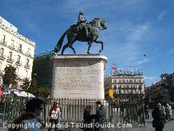 The Puerta Del Sol Square Is Just 2 Minutes From The Hotel
