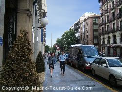 The Metro Station Is Just 30 Metres From The Tryp Atocha Hotel Madrid