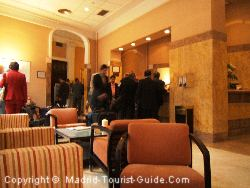 The Reception In The Tryp Atocha Hotel Madrid