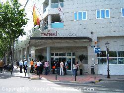 Review Atocha Hotel Rafael Madrid Spain
