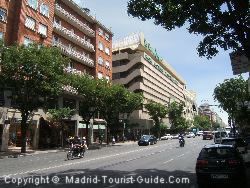 El Corte Ingles Department Store Is Close To The Soma Hotel Madrid