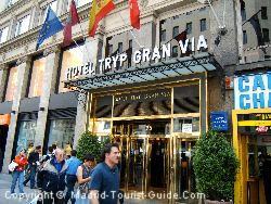 Tryp Hotel Gran Via Madrid