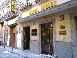 Hotel Ingles Madrid