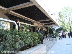 Review Hotel Melia Castilla Madrid Spain