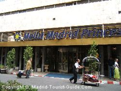The Hotel Melia Madrid Princesa