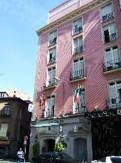 Hotel Santo Domingo Madrid
