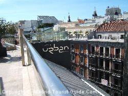 Review hotel urban madrid spain for Design hotel urban madrid