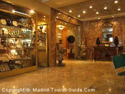 The Lobby In Praga Hotel