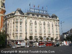 westin palace hotel madrid: