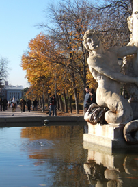 Retiro Park is one of Madrid's most popular attractions