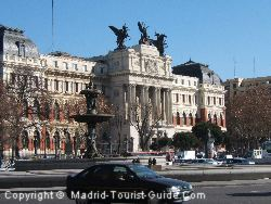 Madrid City Centre Near Atocha Station