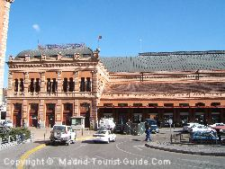 The Atocha Station