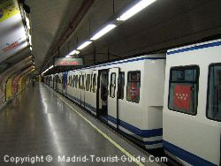 Métro de Madrid